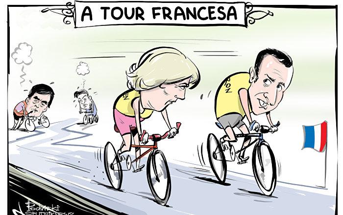 Eleição à pedalada