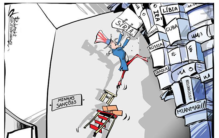 Sanções nunca são demais