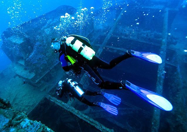 Pesquisa submarina