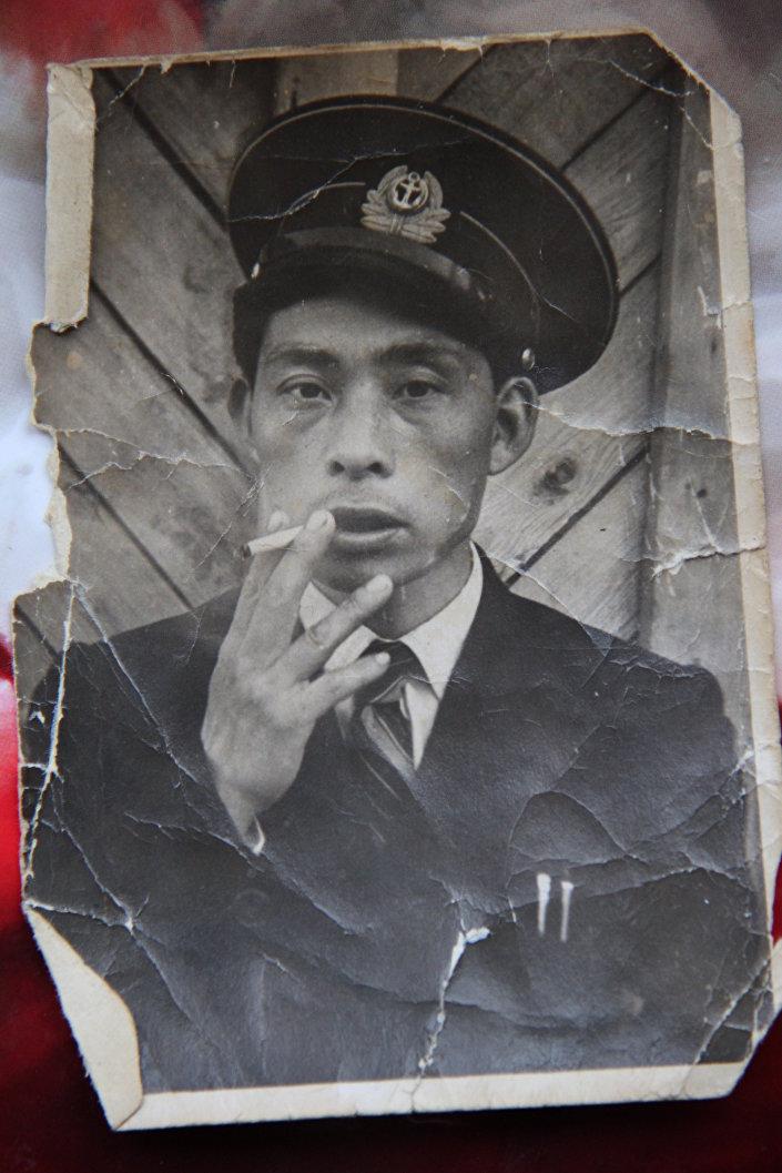 Ex-militar japonês Tanaka Akio