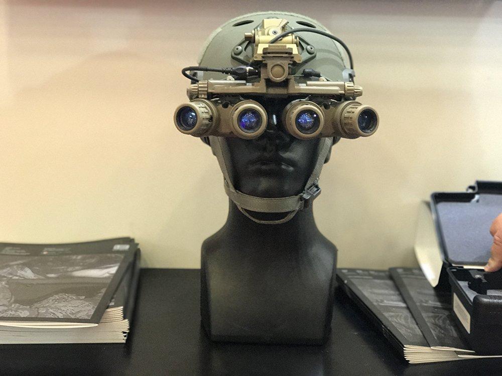 Equipamento de vigilância e pontaria