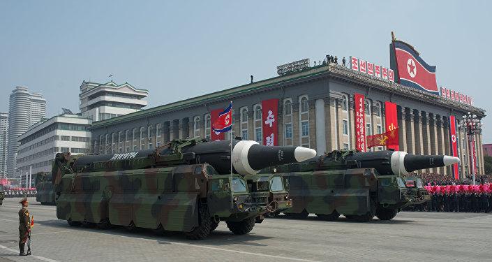 Mísseis norte-coreanos
