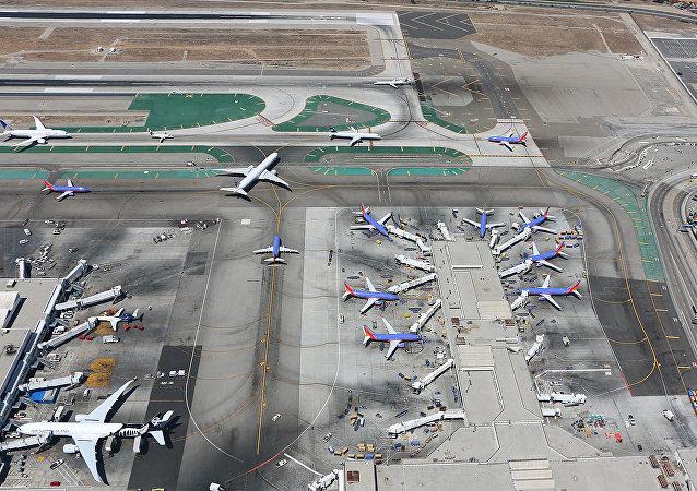 Aeroporto de Los Angeles (arquivo)
