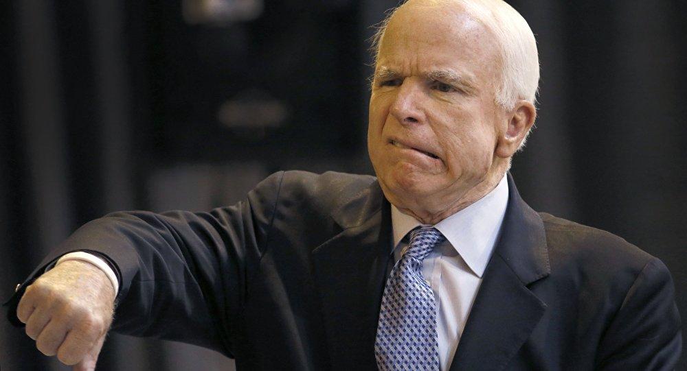 Senador norte-americano John McCain