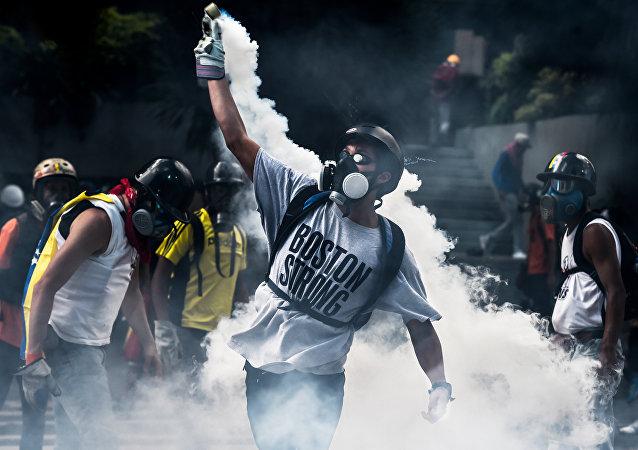 Protestos já deixaram 48 mortos desde a primeira semana de abril
