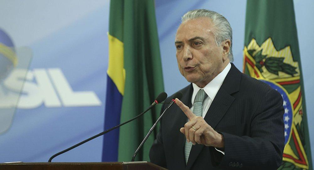 Consultoria prevê que quadro político continuará desfavorável para Temer