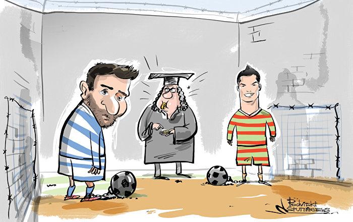Futebol com grilhões