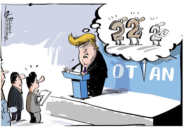 Quando 2% dificultam amizade com parceiros da OTAN