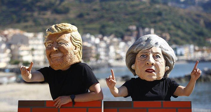 Protestos contra G7 na Itália, 27 de maio de 2017