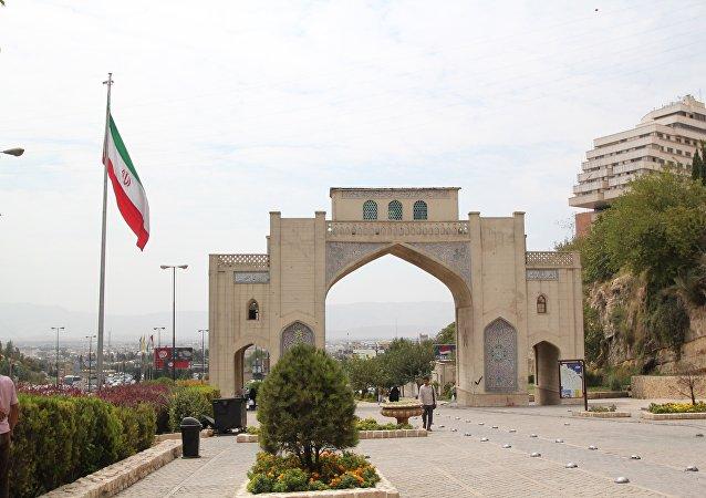 Shiraz, Irán (imagen referencial)