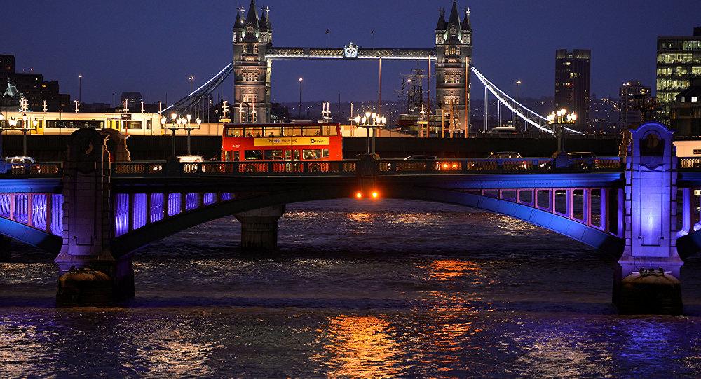 Ponte de Londres (foto de arquivo)