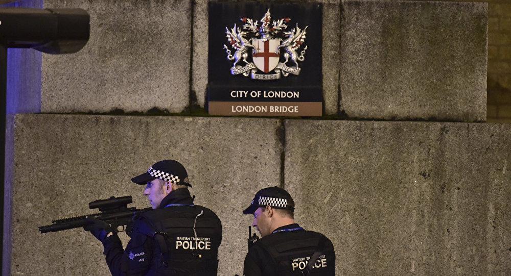 Polícia de Londres (foto de arquivo)