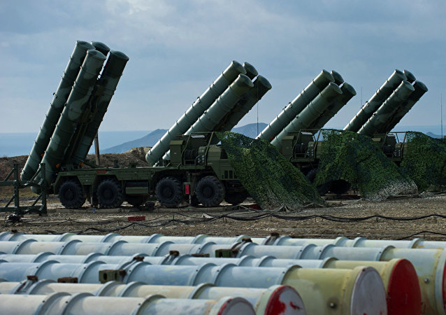 Sistemas de mísseis S-400 Triumph