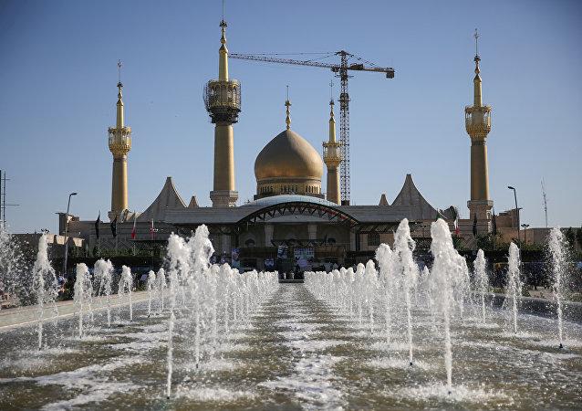 Mausoléu do aiatolá Khomeini (foto de arquivo)