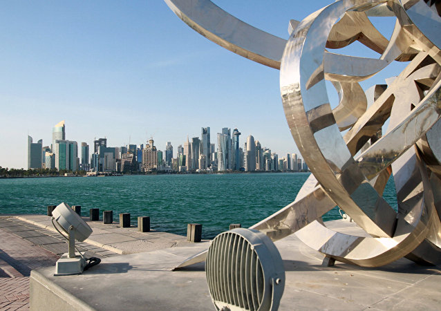 Doha, capital do Qatar