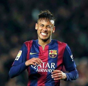 Neymar da Silva Santos Júnior