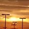 'Segundo Sol' é visto em céu californiano