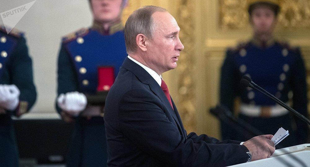 Putin critica novas sanções aprovadas pelo Senado dos EUA — Rússia