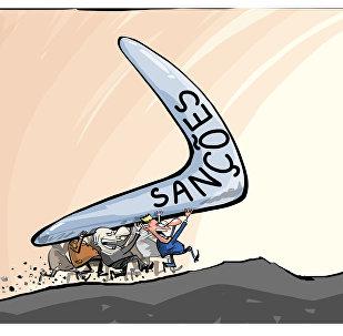 O bumerangue das sanções