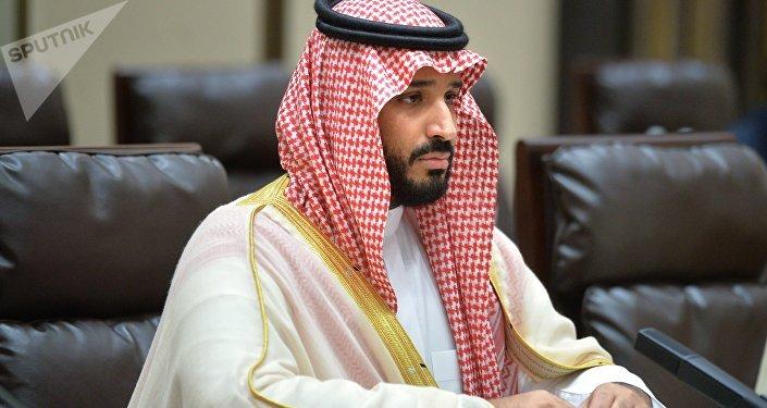 Mohamed bin Salman, herdeiro do trono saudita