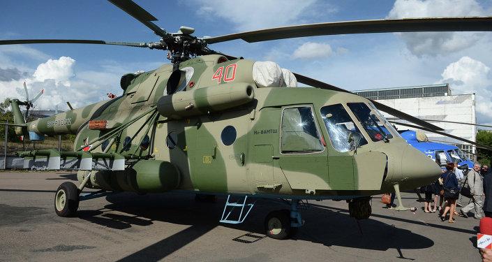 Helicóptero Mi-8AMTSh (nome de exportação - MIL-171SH)