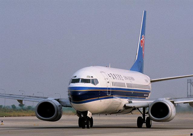 Avião da China Southern Airlines (arquivo)