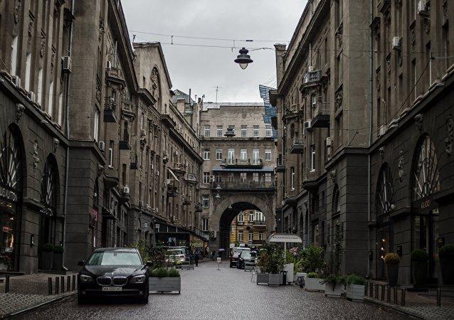 Kiev, capital ucraniana