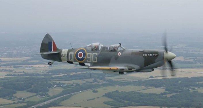 Piloto da Força Aérea nazista voa em avião emblemático da Segunda Guerra Mundial
