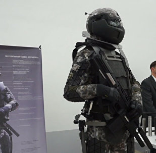 O fardamento militar inovador russo