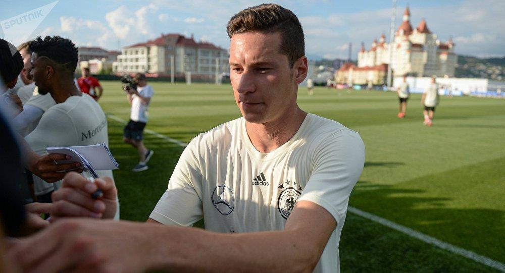 Capitão da seleção alemã agradece à Rússia pela Copa das Confederações 2017 ea8d485ab0229