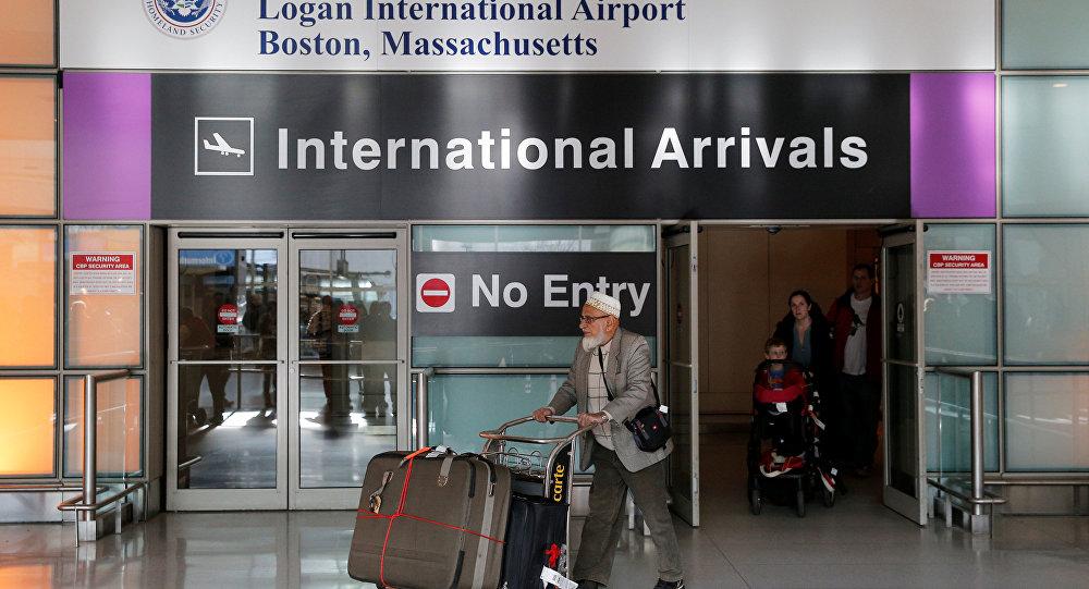 Aeroporto Internacional Logan, Boston, Massachusetts