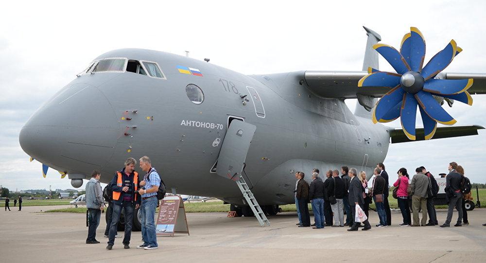 Avião de transporte An-70