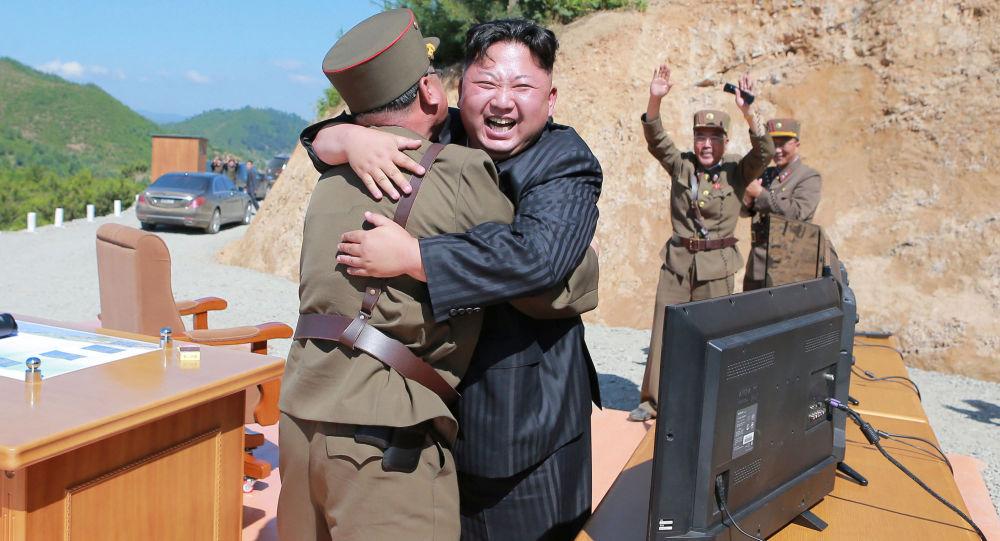 Coreia do Norte Merkel favorável a negociação direta com Pyongyang