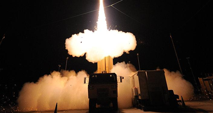 O sistema de defesa antimíssil THAAD