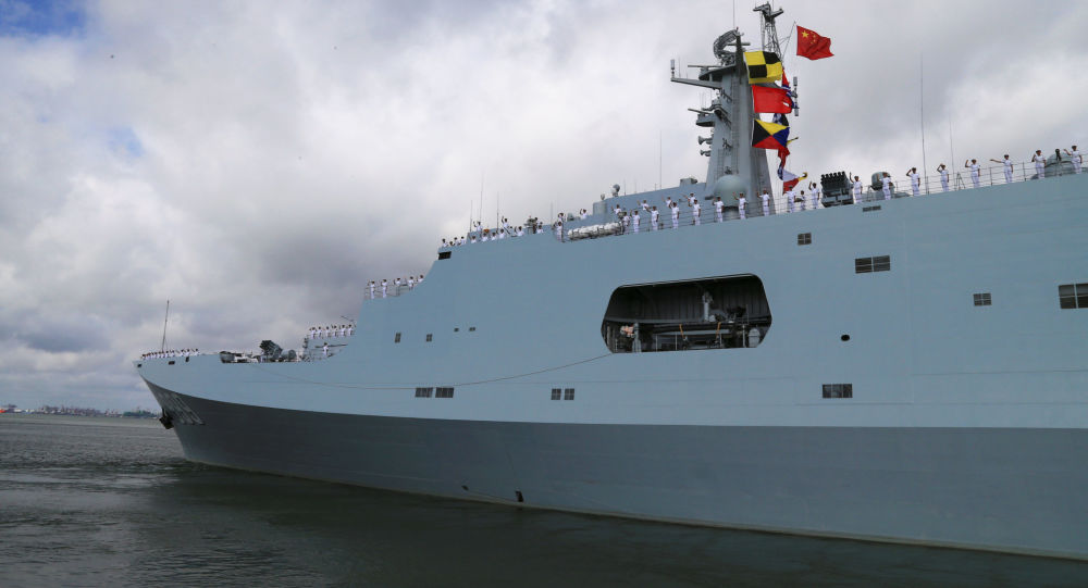 China envia tropas para sua primeira base militar estrangeira