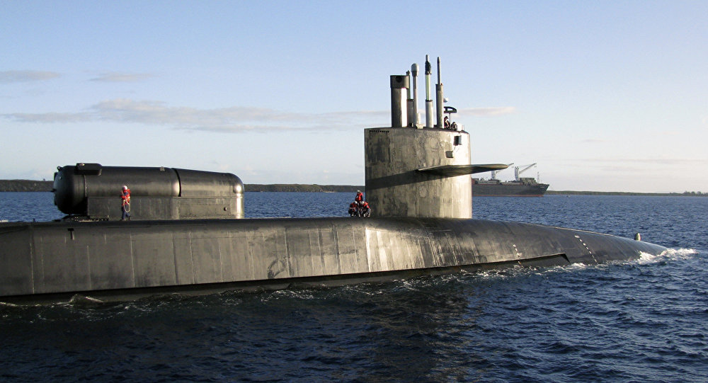 Submarino classe Ohio (Estados Unidos)