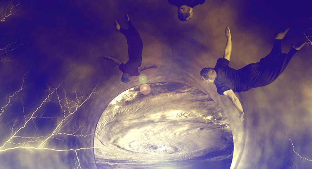 Universos paralelos (ilustração)