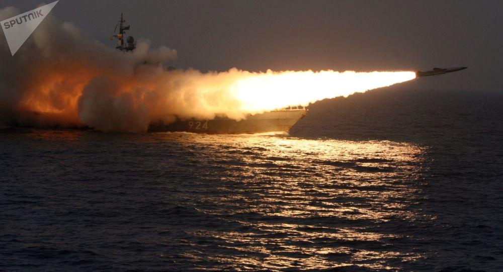Lançamento de míssil hipersônico antinavio, arquivo