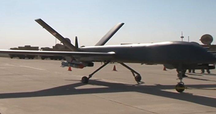 Drone chinês da geração anterior, o CH-4