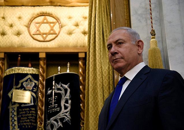Benjamin Netanyahu,premiê de Israel