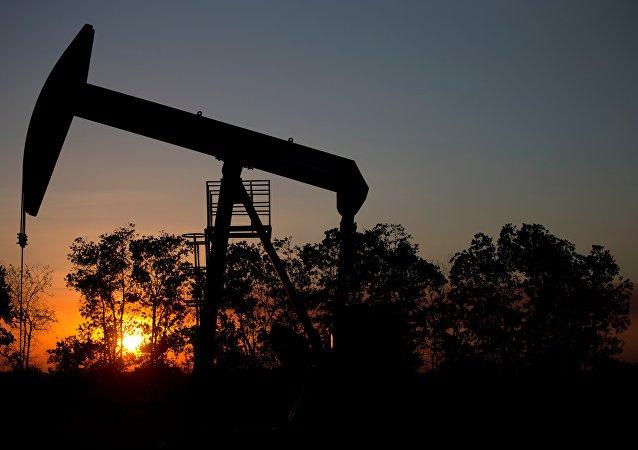 Poço de petróleo na Venezuela, arquivo