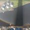 Arco-íris esférico foi filmado a partir de arranha-céus