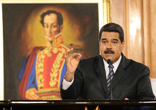 Presidente da Venezuela, Nicolás Maduro (foto do arquivo)
