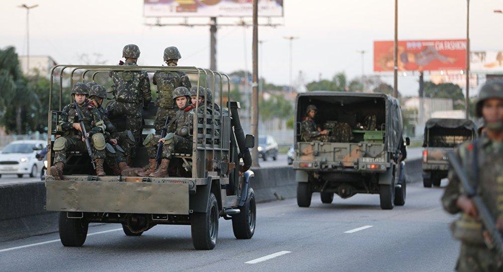 Polícia do Rio e Força Nacional fazem megaoperação contra roubo de cargas