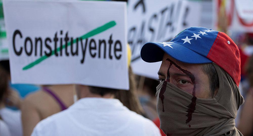 ATUALIZADA - Constituinte venezuelana toma poder legislativo da Assembleia Nacional