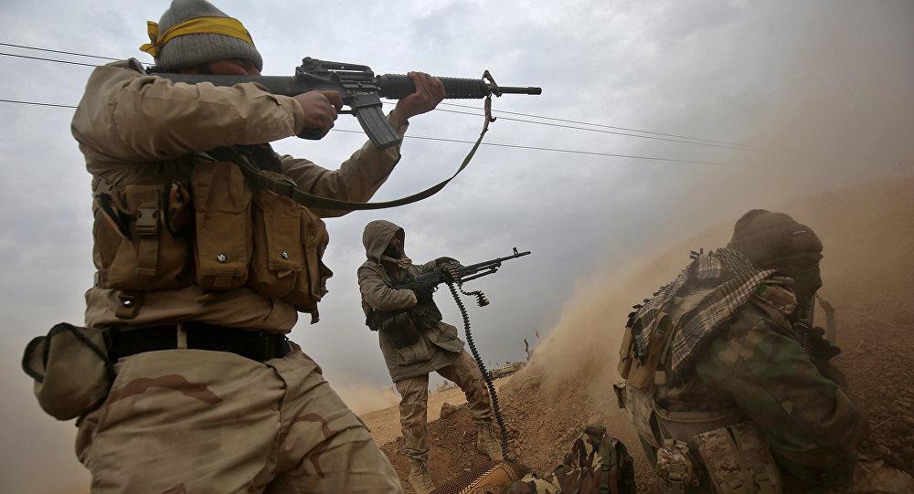 Forças iraquianas se aproximam de um dos últimos redutos do Estado Islâmico