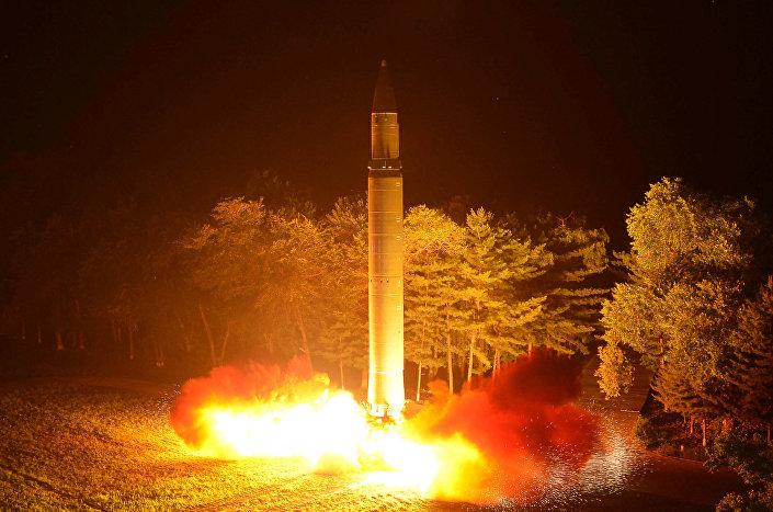 Ministro da Defesa dos EUA concorda com presidente sobre Coreia do Norte