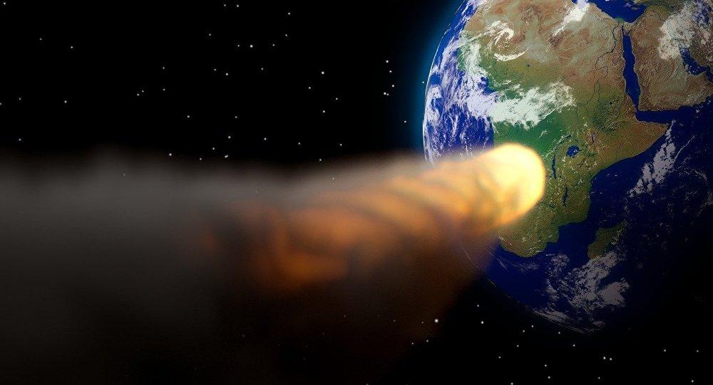 Asteroide passará 'raspando' pela Terra em outubro