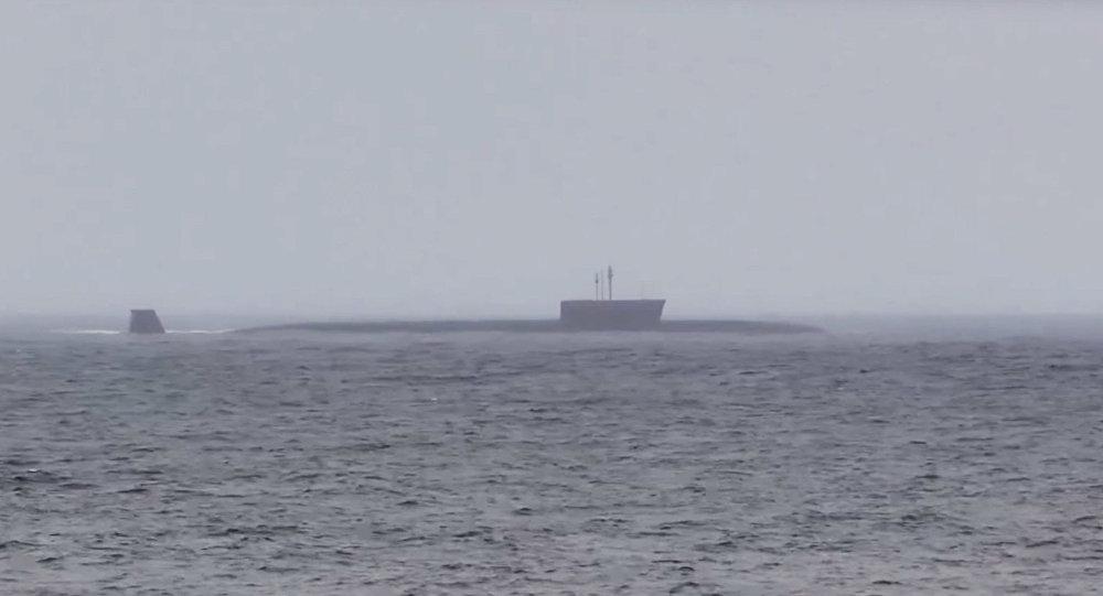 Yuri Dolgoruky, submarino do projeto 955 Borei