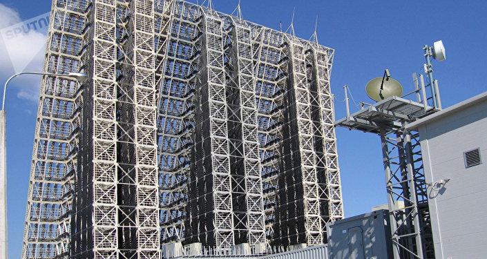 Estação de radar Voronezh-SM